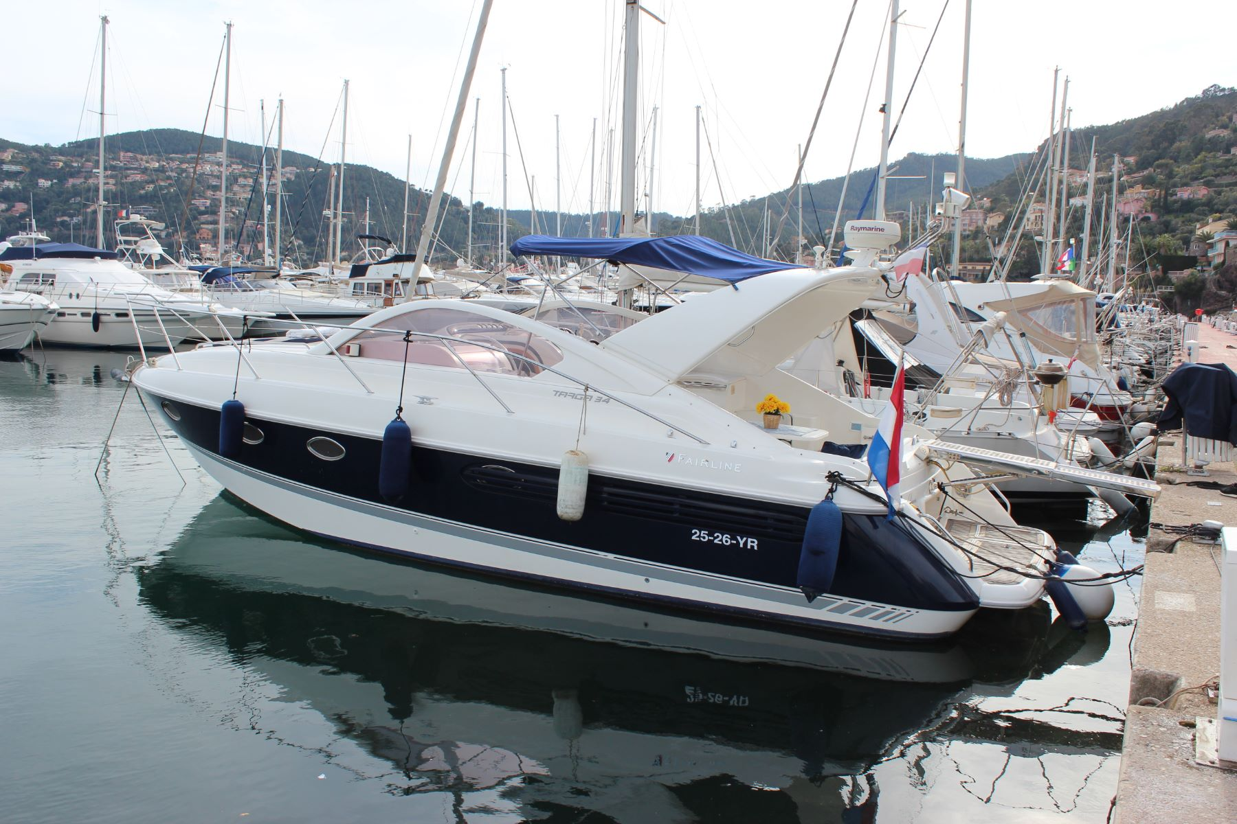 Fairline 34 Targa
